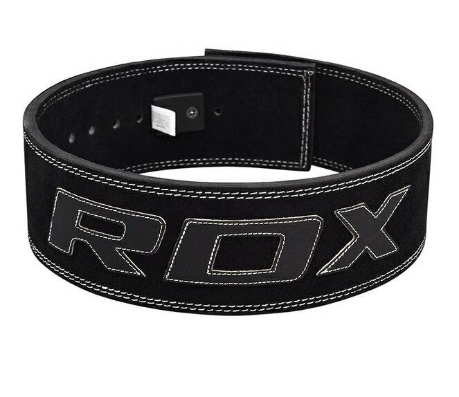 【RDX】英國 RDX 10mm全真皮健身快扣腰帶 0