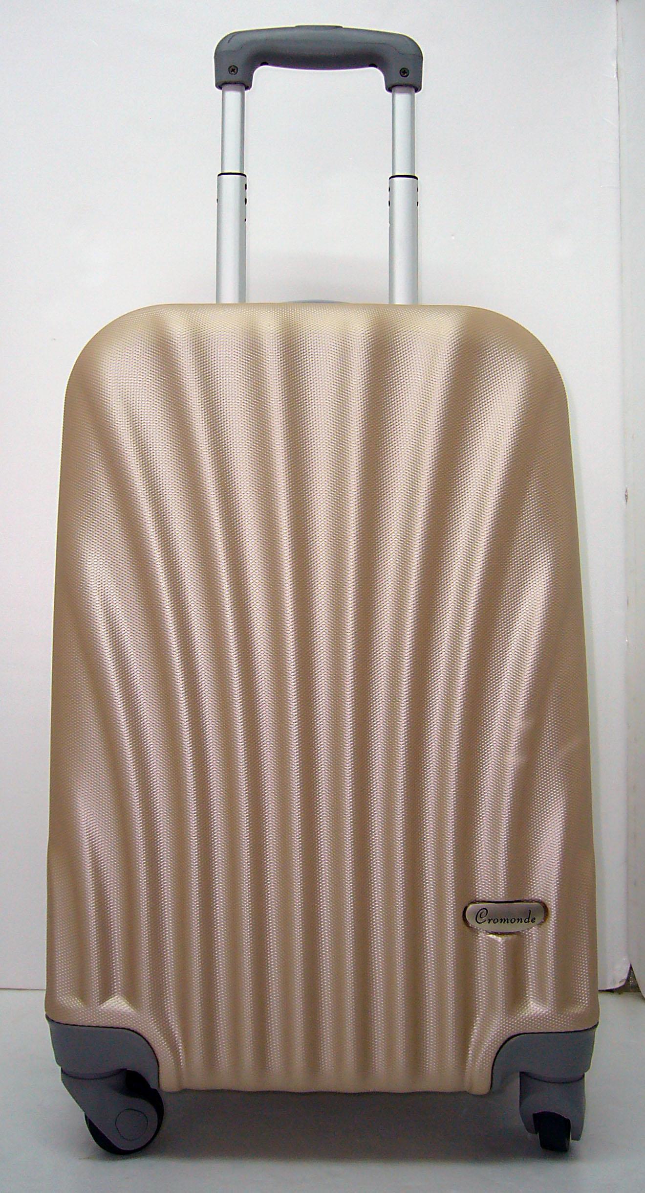 【SunEasy生活館】克洛蒙 24吋ABS登機行李箱-貝殼米金