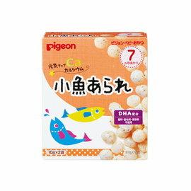 【淘氣寶寶】貝親 PIGEON 小魚米果球 P13367【適合年齡 : 7個月以上】