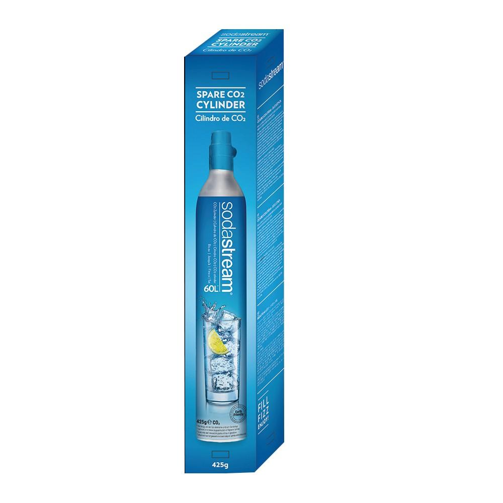 〔全新鋼瓶〕Sodastream二氧化碳全新鋼瓶 425g 完美主義 【DY010】