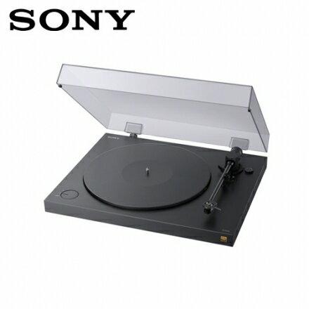 <br/><br/>  SONY 黑膠唱機 PS-HX500 LP/EP唱片播放 公司貨 免運<br/><br/>