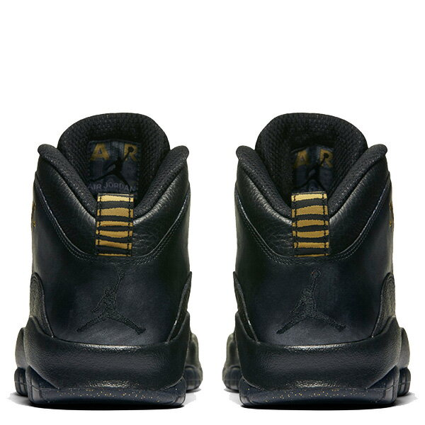 【EST】Nike Air Jordan 10 Retro NYC 310805-012 紐約 黑金 男鞋 [NI-4400-002] G0502 3