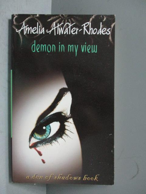~書寶 書T8/原文小說_OJH~Demon in My View_Atwater~Rho