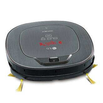 【LG樂金】雙眼小精靈。清潔機器人(變頻版) 好正款。典雅銀/VR65715LVM