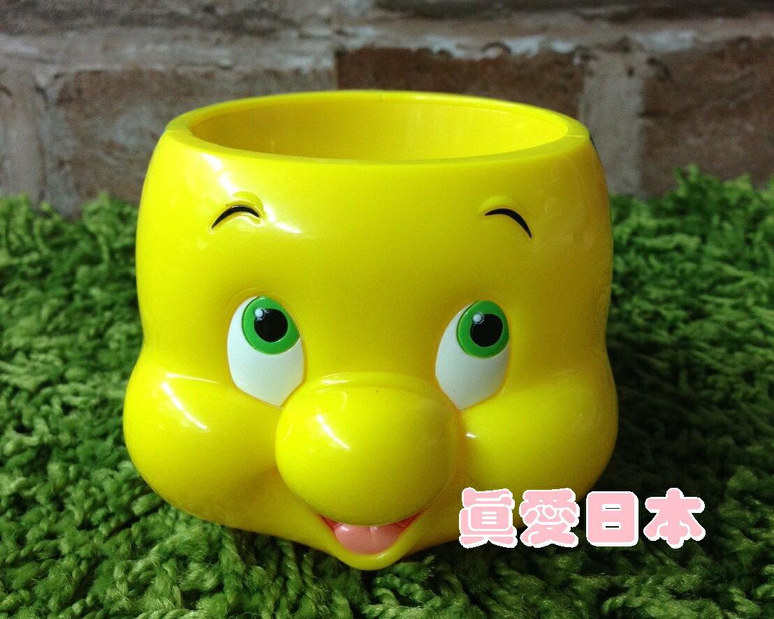 【真愛日本】16051800031海洋樂園限定造型杯-小比目魚  迪士尼 小美人魚 The Little Mermaid 水杯 杯子 日本帶回 預購