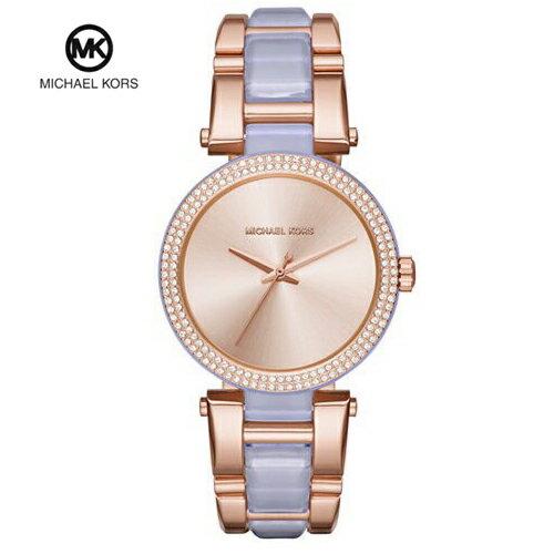 【MICHAEL KORS】正品 玫瑰金 強化鏡面  女錶 腕錶 石英錶   MK4319【全店免運】 ARIBOBO 艾莉波波