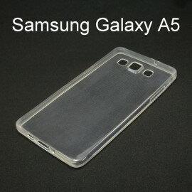 超薄透明軟殼 [透明] SAMSUNG Galaxy A5 A500Y