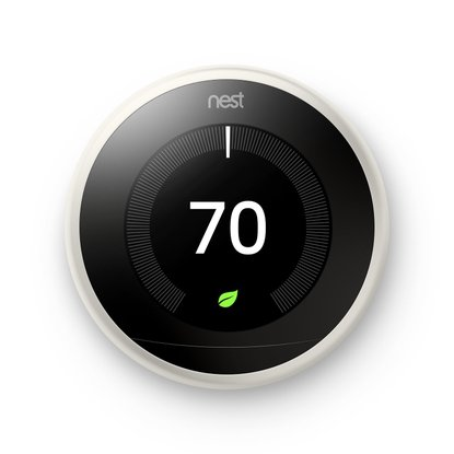 Nest Programmable Wi-Fi Smart Learning Thermostat