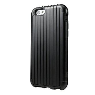 《ibeauty愛美麗》iPhone 6 行李箱手機殼 RIMOWA行李箱激似款 經典黑