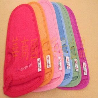潘朵拉綠色生活概念館:【美娜甜心】纖體沐浴SPA天然竹炭纖維手套溫和去角質沐浴手套