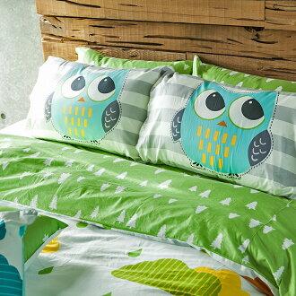 新品!床包 / 雙人【奇幻不思議-遇見朵朵-兩色可選】含兩件枕套,100%精梳棉,奇妙童話時光,戀家小舖,台灣製,獨家訂製