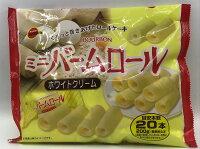 櫻桃小丸子美食甜點蛋糕推薦到[哈日小丸子]北日本雞蛋迷你蛋糕捲(20本/200g)就在哈日小丸子推薦櫻桃小丸子美食甜點蛋糕