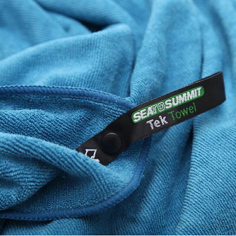 ├登山樂┤澳洲 Sea To Summit 舒適快乾毛巾 XL  橘色 Tek Towel # ATTTEKXLOR