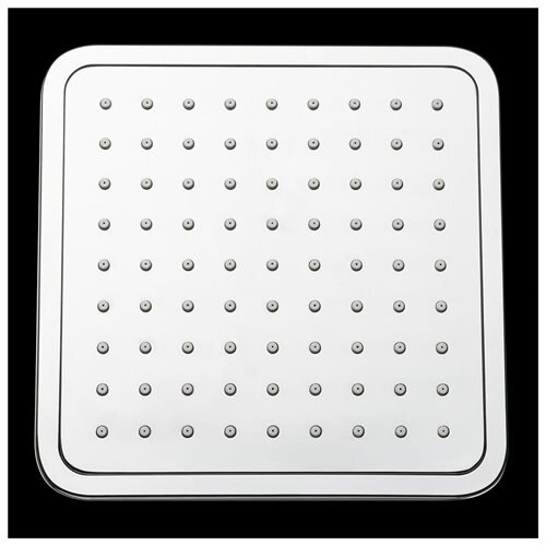 "8"" rainfall shower head Square Water Saving Contemporary Modern Home Bathroom Luxury Chrome AKSH0023 2"