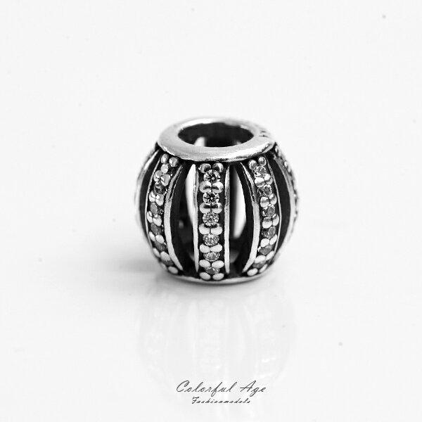 PANDORA潘朵拉925純銀墜飾-南瓜【NTP1】柒彩年代