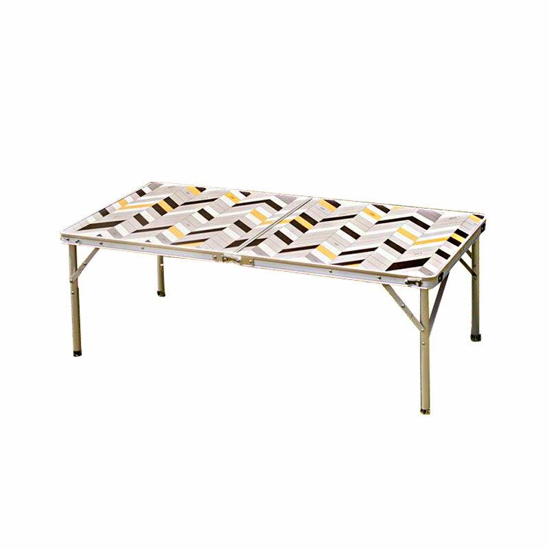 KAZMI K20T3U001 兩段式折疊桌 摺疊桌 折疊桌 露營桌 休閒桌 野餐桌 烤肉桌