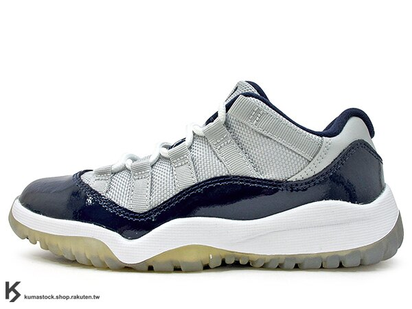 reputable site fc417 60c13 2015 詢問度極高NIKE JORDAN 11 XI RETRO LOW BP PS GEORGETOWN 小童鞋