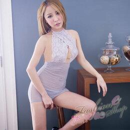 典雅性感內衣褲 性感俏臀修身窄裙情趣內衣褲*流行E線B8015