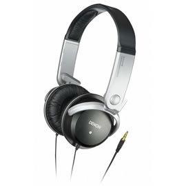 志達電子 AH-P372 DENON 折疊耳罩式耳機 公司貨 保固一年 (白)