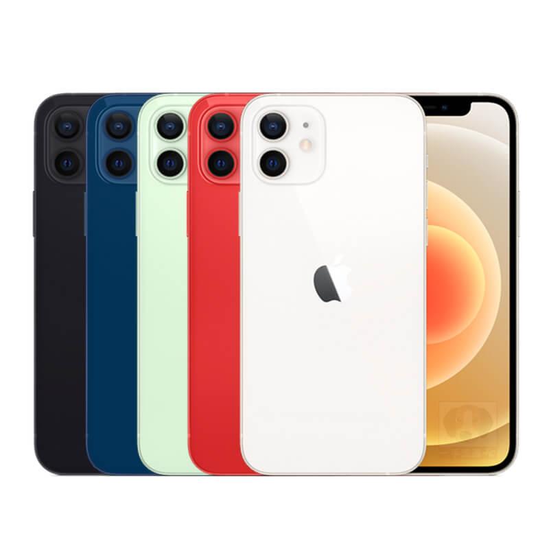 APPLE iPhone 12 64G 6.1吋 5G 智慧型手機 0利率 免運費