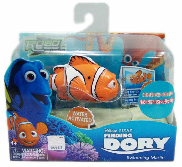 【迪士尼-皮克斯收藏系列】海底總動員2:尋找多莉 電子寵物魚-馬林