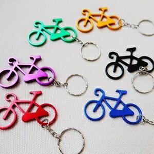 美麗大街【BK1052102719】自行車模型小單車勾模型鑰匙扣 (12個一組)