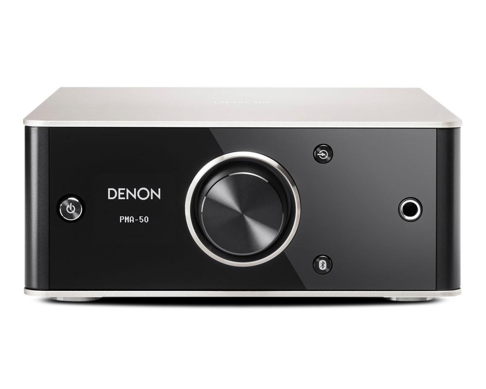 志達電子 PMA-50 DENON 數位綜合立體聲擴大機 / USB DAC 最高24BIT/192KHZ 支援DSD