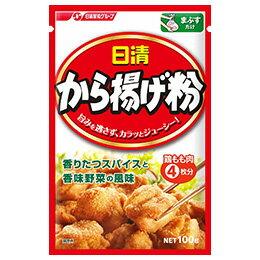 【橘町五丁目】日本日清炸雞粉100g-香味野菜風味