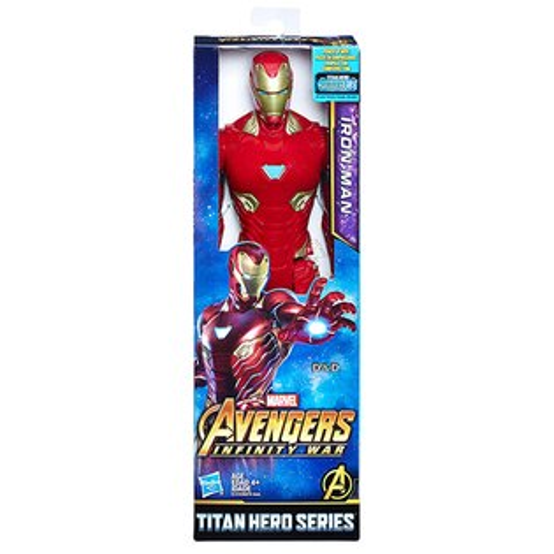 《復仇者聯盟‧無限之戰》12吋泰坦英雄人物-鋼鐵人