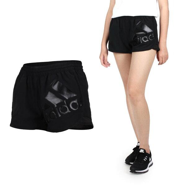 ADIDAS女運動短褲(慢跑路跑愛迪達【04351435】≡排汗專家≡