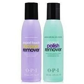 OPI 紫色 保濕   綠色 蘆薈~清新薄荷香  去光水 120ML ~真愛香水~