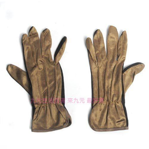 【九元生活百貨】絨布止滑手套/咖啡 機車手套 防滑手套