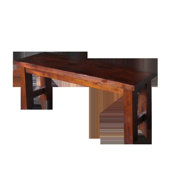 柚木長凳 100%印尼老柚木 全實木