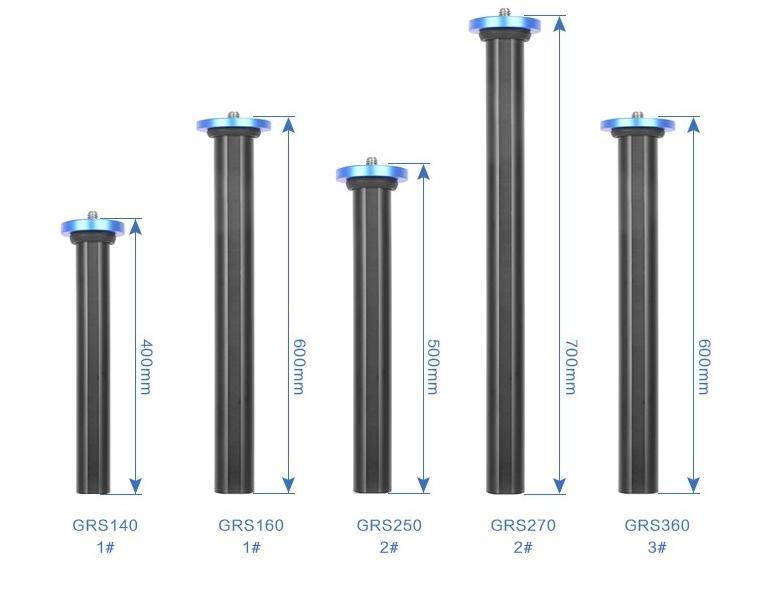 【中壢NOVA-水世界】百諾 Benro SystemGo 系列腳架 長中軸 SGC250 SGC360 公司貨
