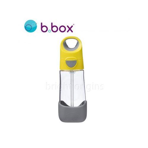 澳洲 b.box Tritan隨行水壺450ml(檸檬黃)★衛立兒生活館★
