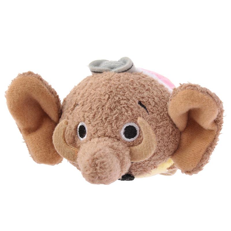 【真愛日本】16050300019專賣店tsum娃S-珍寶非洲象   迪士尼 動物方程式 娃娃 茲姆 收藏 擺飾