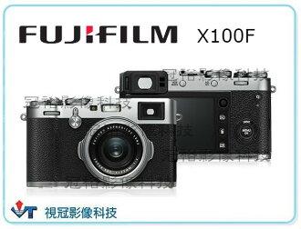 ~視冠台中~ 富士 FUJIFILM X100F 富士相機 定焦鏡 銀色/黑色 x100f 恆昶公司貨