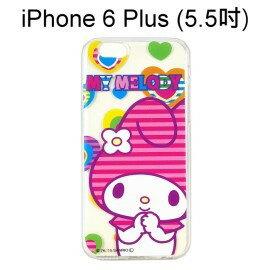 Melody 美樂蒂透明軟殼 [可愛] iPhone 6 Plus / 6S Plus (5.5吋)【三麗鷗正版授權】