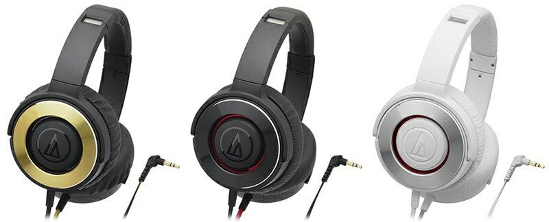 又敗家@Audio-Techinca密閉式ATH-WS550耳罩式耳機適HTC one M Sony索尼Xperia三星Samsung蘋果Apple隨身聽MP3