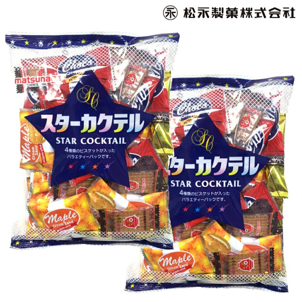 松永 綜合餅乾-264.7g包