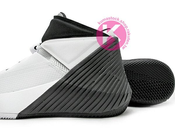 2018 雷霆隊 Russell Westbrook 首雙個人簽名鞋款 NIKE AIR JORDAN WHY NOY ZER0.1 PFX 白黑 忍者龜 西河 MVP 大三元製造機 全掌 ZOOM 氣墊 MVP (AO1041-110) ! 3