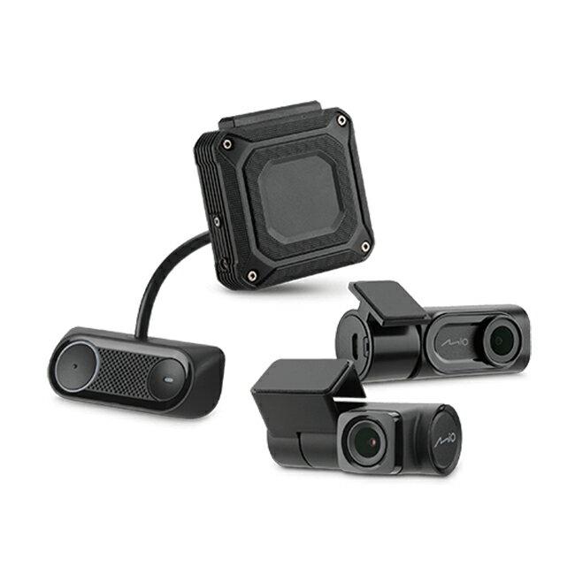 【附32G卡】Mio MiVue™ 808D 隱藏分離式 雙鏡Sony星光 GPS測速 WIFI行車記錄器【禾笙科技】