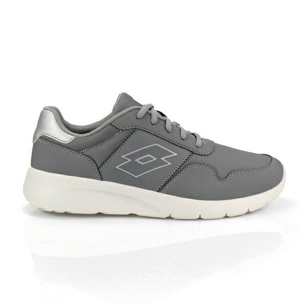 LOTTO樂得-義大利第一品牌 男款MEGALIGHT ULTRA 極致輕量跑鞋 [7008] 灰【巷子屋】
