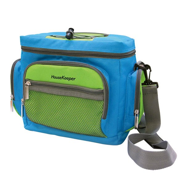 妙管家 多功能保溫保冷袋9L HKP-009GB 野餐露營攜帶方便 - 限時優惠好康折扣