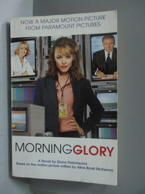 ~書寶 書T7/原文小說_OIY~Morning Glory~A Novel_Peterf