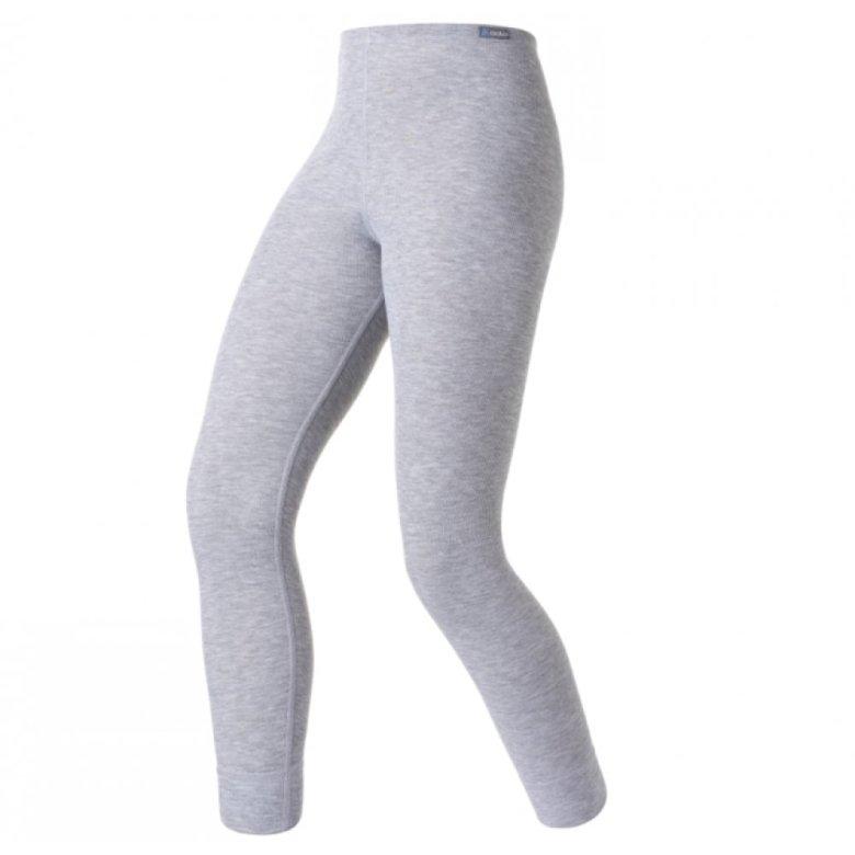 【【蘋果戶外】】odlo 10419 童褲 灰『送雪襪』瑞士 機能保暖型排汗內衣 衛生衣 發熱衣 保暖衣 長袖
