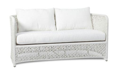 TUSCANY 托斯卡尼 雙人沙發 戶外家具【7OCEANS七海休閒傢俱】SNOW 雪白色 0
