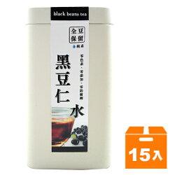 仁者無敵 黑豆水 200g (15入)/箱