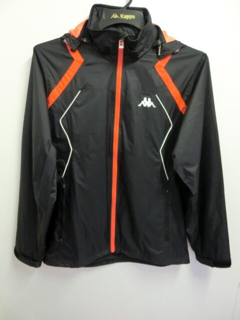 【登瑞體育】KAPPA 男生防水保暖外套 - C15611808