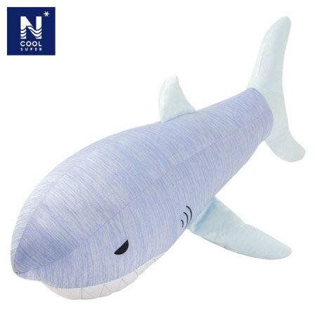 進階涼感 鯊魚抱枕 N-COOL SUPER SHARK16